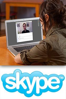 Online Therapy with Skype
